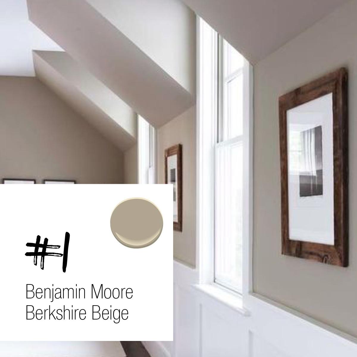 Benjamin Moore Berkshire Beige