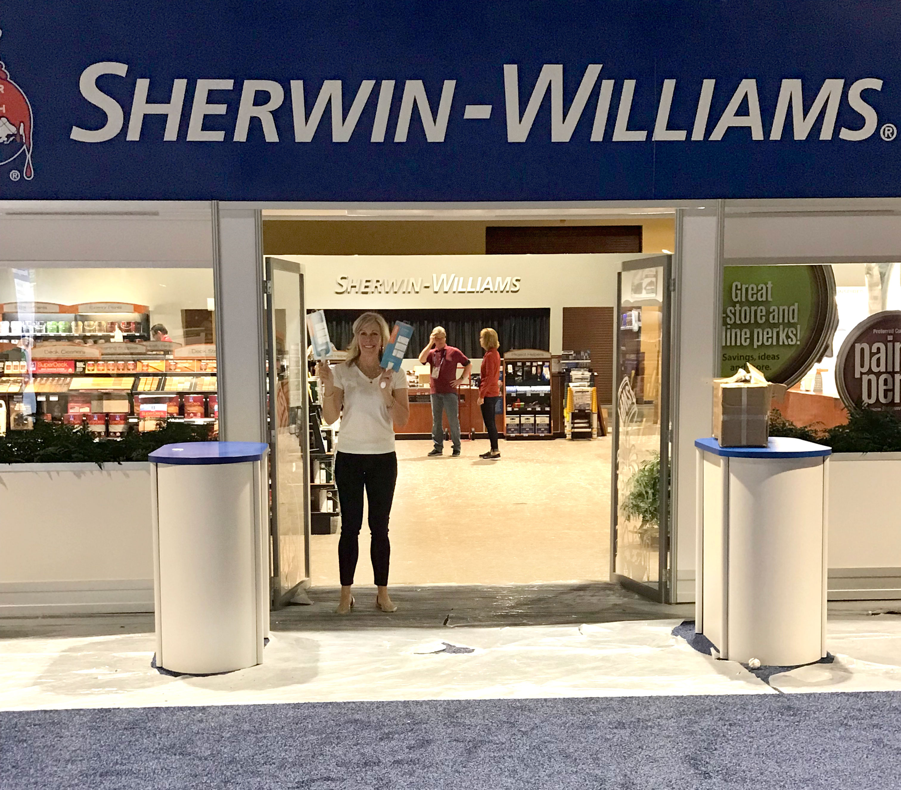 Sherwin williams midwest city